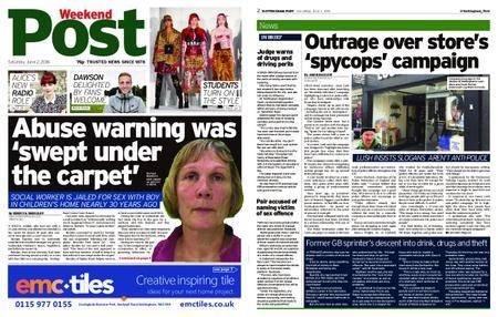 Nottingham Post – June 02, 2018