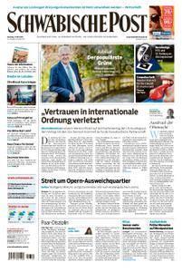 Schwäbische Post - 12. Mai 2018