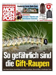 Hamburger Morgenpost – 27. Juni 2019
