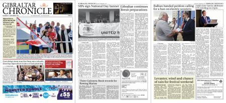 Gibraltar Chronicle – 07 September 2019