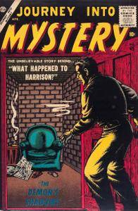 Journey into Mystery v1 045 Atlas 1957 c2c chums