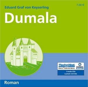 Eduard Graf von Keyserling - Dumala
