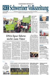Schweriner Volkszeitung Hagenower Kreisblatt - 18. Oktober 2019