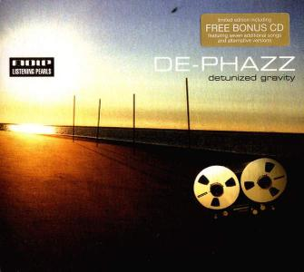 De-Phazz - Detunized Gravity (1997) {2002, Limited Edition} Re-Up
