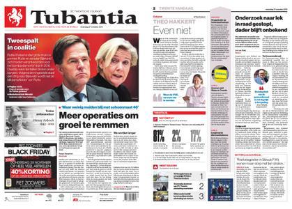 Tubantia - Enschede – 27 november 2019