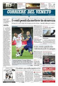 Corriere del Veneto Vicenza e Bassano – 24 agosto 2018