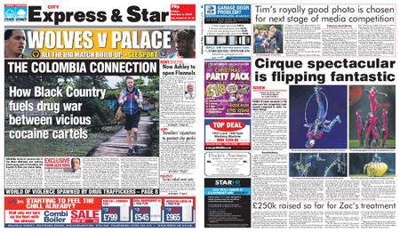 Express and Star City Edition – October 05, 2018