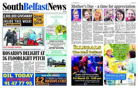 South Belfast News – March 09, 2018