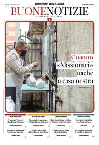 Corriere della Sera Buone Notizie – 17 novembre 2020