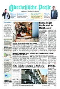 Oberhessische Presse Marburg/Ostkreis - 10. Januar 2018