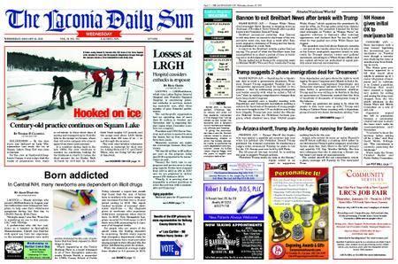 The Laconia Daily Sun – January 10, 2018