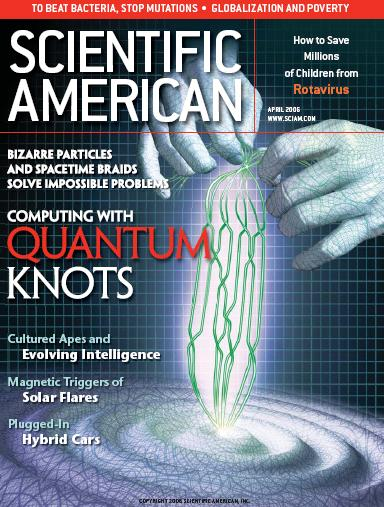 Scientific American April 2006