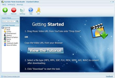 Youtube Movie Downloader 3.2.6.0