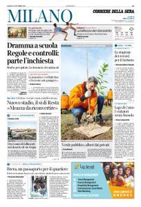 Corriere della Sera Milano – 19 ottobre 2019