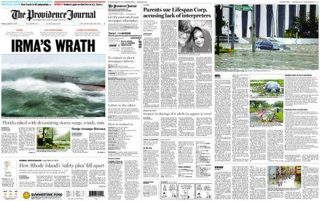 The Providence Journal – September 11, 2017