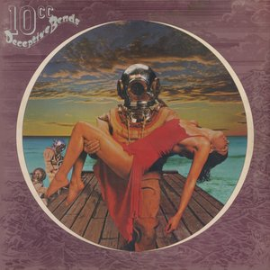10cc ‎- Deceptive Bends (1977) Original UK Pressing - LP/FLAC In 24bit/96kHz