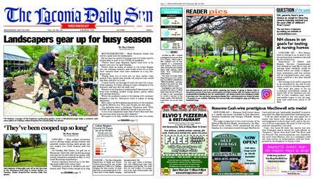 The Laconia Daily Sun – May 20, 2020