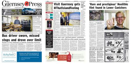 The Guernsey Press – 08 November 2019