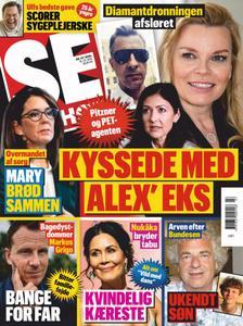 SE og HØR – 18. november 2020