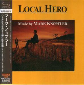 Mark Knopfler - Local Hero (1983) {2012, Japanese SHM-CD, Limited Edition, Remastered} Re-Up