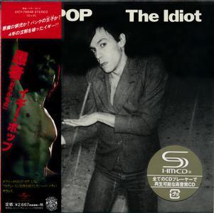 Iggy Pop - The Idiot (1977) [2014, Japanese SHM-CD]