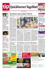 Quickborner Tageblatt - 20. Oktober 2019