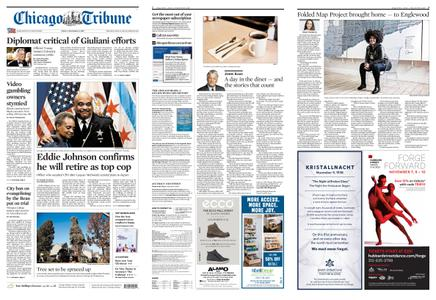 Chicago Tribune – November 08, 2019