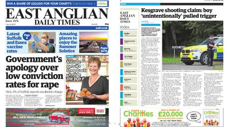 East Anglian Daily Times – June 18, 2021