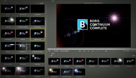 Boris Continuum Complete 10.0 for Adobe (Mac OS X)