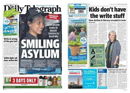 The Daily Telegraph (Sydney) – August 28, 2018