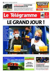 Le Télégramme Brest Abers Iroise – 19 mai 2021