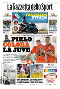 La Gazzetta dello Sport Roma – 14 settembre 2020