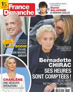 France Dimanche - 10 janvier 2020
