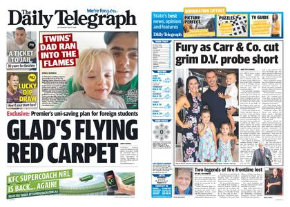 The Daily Telegraph (Sydney) – May 21, 2020