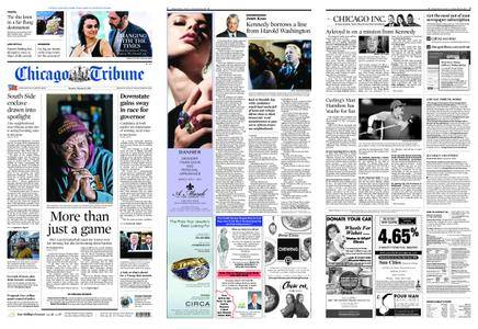Chicago Tribune – March 11, 2018