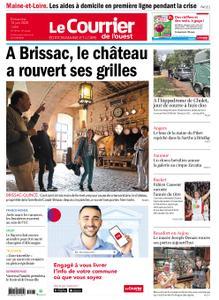 Le Courrier de l'Ouest Angers – 14 juin 2020