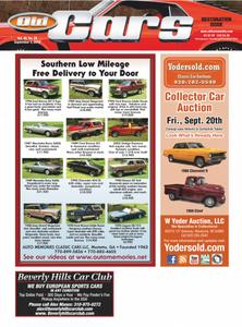 Old Cars Weekly – 05 September 2019