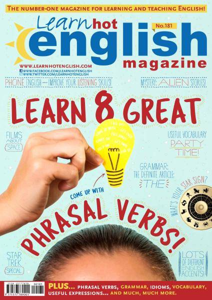 Learn Hot English - Issue 181 - June 2017