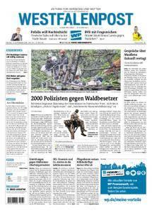 Westfalenpost Wetter - 14. September 2018