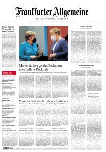 Frankfurter Allgemeine Zeitung - 20 Mai 2021