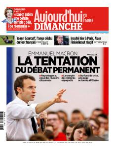 Aujourd'hui en France du Dimanche 17 Février 2019