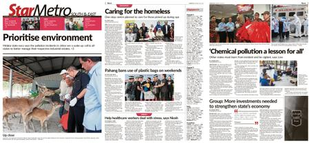 The Star Malaysia - Metro South & East – 02 July 2019