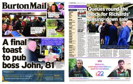 Burton Mail – May 13, 2019
