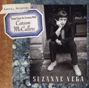 Suzanne Vega - Lover, Beloved: Songs from an Evening with Carson McCullers (2016) [Re-Up]