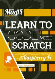 The Magpi - Learn To Code With Scratch - Vol1, 2016