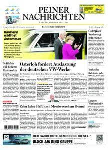 Peiner Nachrichten - 15. September 2017