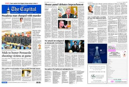 The Capital – December 13, 2019