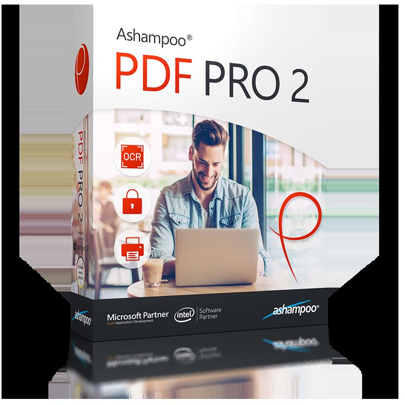 Ashampoo PDF Pro 2.0.2 Multilingual Portable