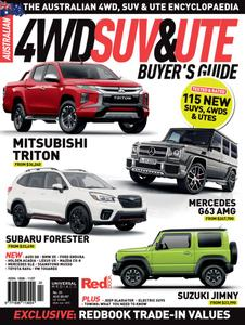 Australian 4WD & SUV Buyer's Guide - May 2019