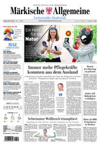 Märkische Allgemeine Luckenwalder Rundschau - 29. Juli 2019